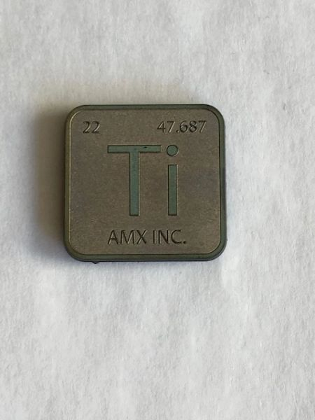 Titanium Ranger Eye Green