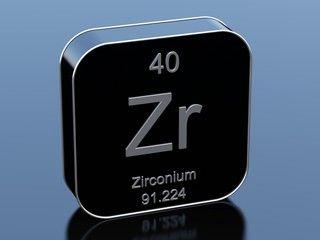 """.056"""" x 16.5"""" x 45"""" Zirconium Sheet"""