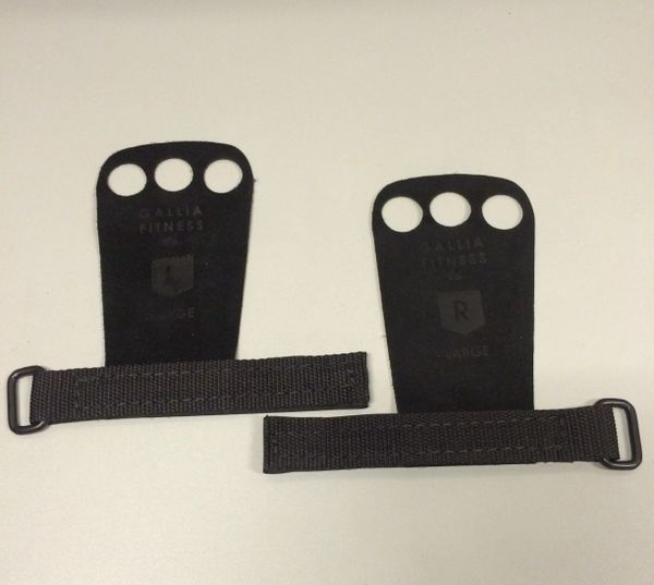 Gymnastic Grips with Straps