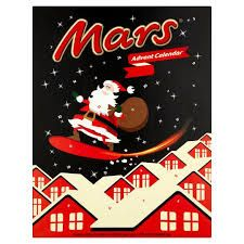 Mars Advent Calendar (111g)
