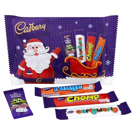 Cadbury Small Chocolate Selection Pack (81g)