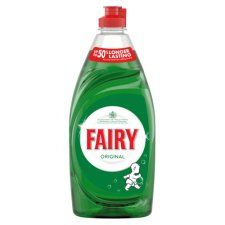 Fairy Liquid Original 870ml (30.7fl oz)