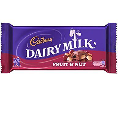Cadbury Dairy Milk Fruit & Nut (49G)