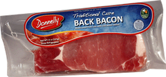 Donnelly Imported Bacon/Rashers (226g / 8oz)