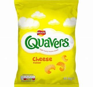 Walkers Quavers (20.5g)