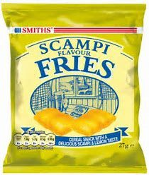 Smiths Scampi Fries (27g)