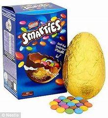 Nestle Smarties Medium Egg (122g)