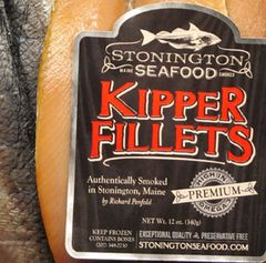 Kipper Fillets (12oz)