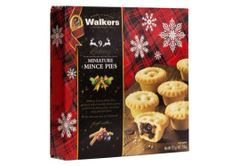 Walkers Luxury Mini Mince Pies 225g (7.9oz)