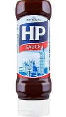 HP Sauce Top Down Squeezy (450g)