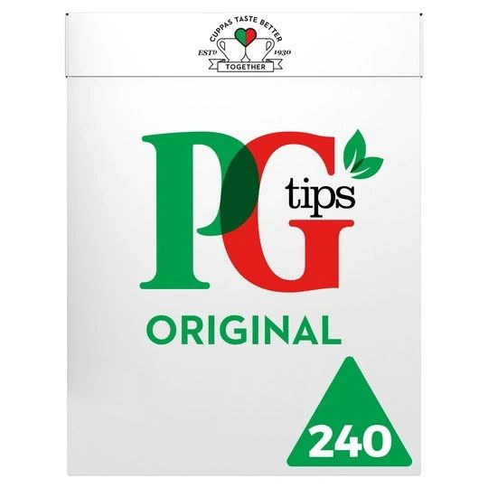 PG Tips Tea (240 ct)
