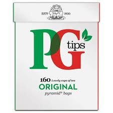 PG Tips Tea (160 ct)