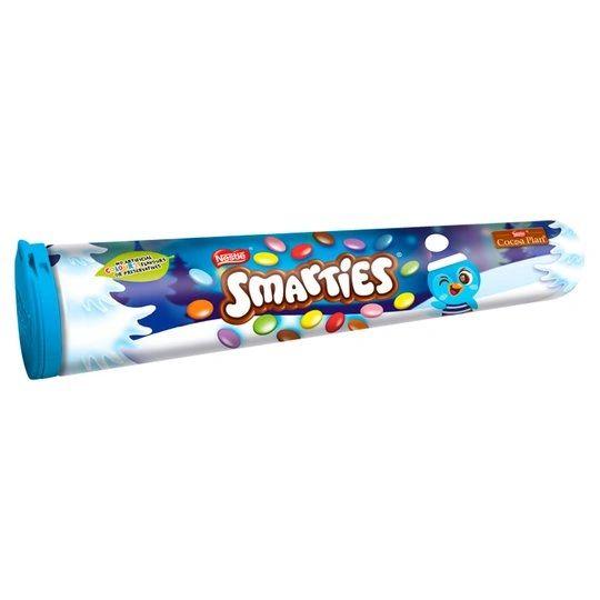 Smarties Giant Tube (130G)