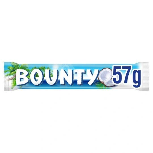 Bounty Milk Chocolate Bar (57G)
