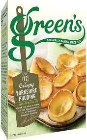 Greens Yorkshire Pudding Mix (125g)