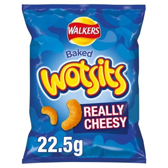 Walkers Wotsits Cheese Snack 22.5g