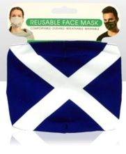 Scotland Mask
