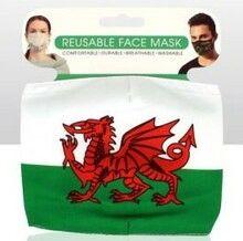 Wales Mask