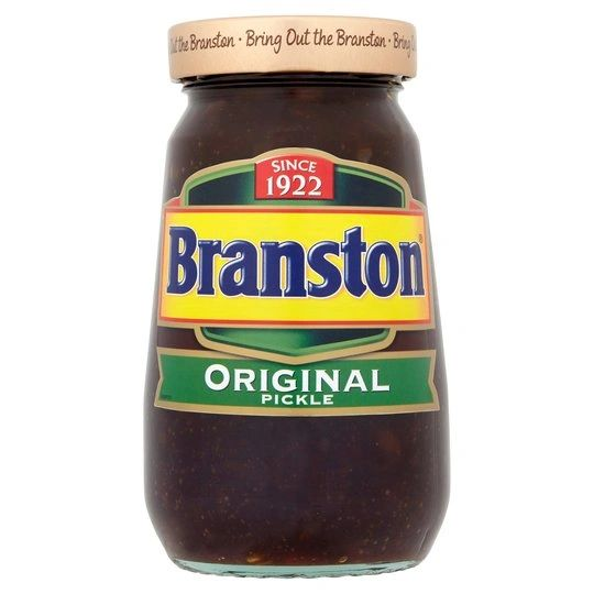Branston Original Pickle (520G)