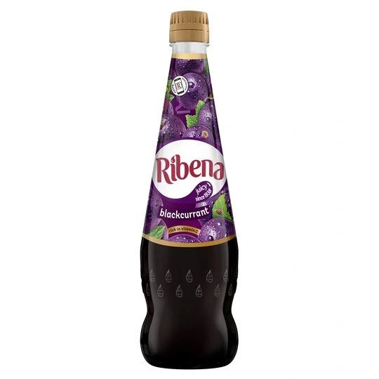 Ribena Blackcurrant (850ML)