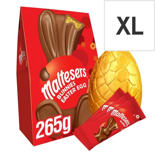 Malteaster Bunny Luxury Easter Egg & Chocolate (265G)