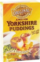 Golden Fry Yorkshire Pudding Mix (142g / 5oz) BEST BEFORE 10/2016