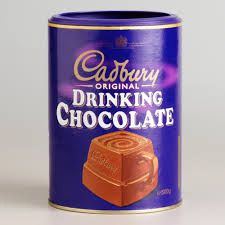 Cadbury Drinking Chocolate (500g)