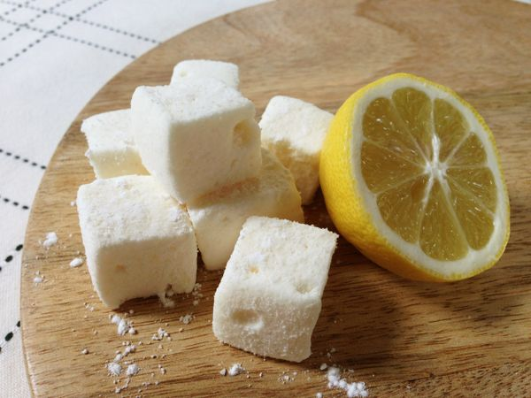 Simply Lemon Marshmallow