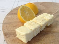 Lemon Marshmallow Lollie