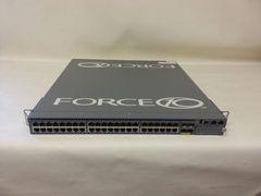 Dell/Force10 S60-44T-AC-R 44-Gigabit 4-MiniGBIC 2x PSU 1U Switch
