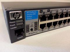 J9147A HP ProCurve 2910al-48G 48 Gigabit Ports Switch with Rack Ears
