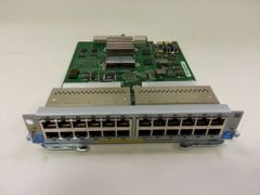 J8702A HP PROCURVE 24-port 10/100/1000 PoE zl Module for 5400zl 8200zl Switch
