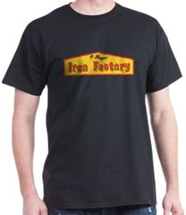P Rogers Iron Factory Tee