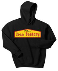 Iron Factory Pullover Hoodie