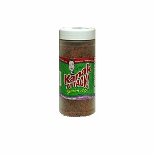 Kanak Attack Seasoning - 1 case (12 bottles)