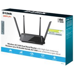 D-Link DIR-822 Amplifi Wireless AC1200 Dual Band Router