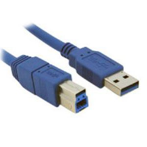 USB3.0 A/B Cable - 10 Ft.