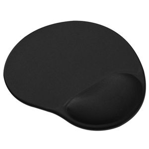 Gel Mouse Pad - Black Colour