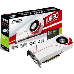 Asus TURBO-GTX970-OC-4GD5 GeForce GTX 970 4GB DDR5