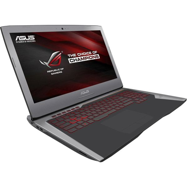 ASUS G752VY-DH78K W10 17.3IN (SPECIAL ORDER)