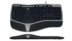 Microsoft (B2M-00013) Natural Ergonomic Wired Keyboard 4000