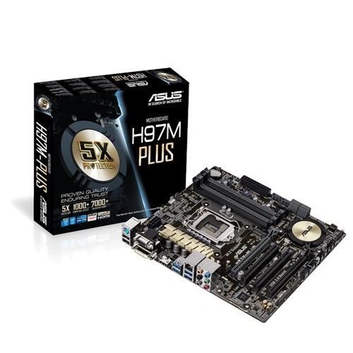 ASUS H97M-Plus Socket 1150