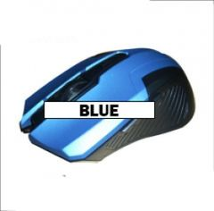Orion RF-442 BLUE Wireless 2.4Ghz Optical Mouse