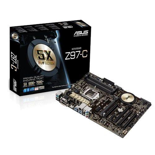 ASUS Z97-C Socket 1150