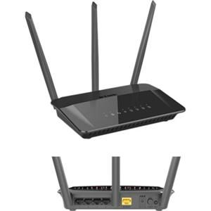 D-Link DIR-859 IEEE 802.11ac Ethernet Wireless Router