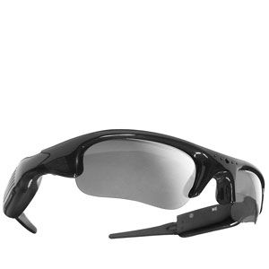 Sunglasses HD Spy Camera - 1280 x 960 resolution