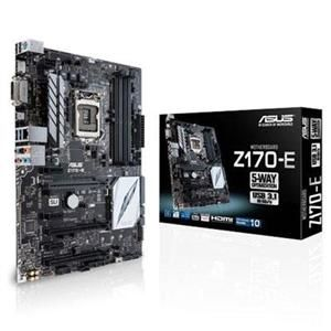Asus Z170-E Desktop Motherboard