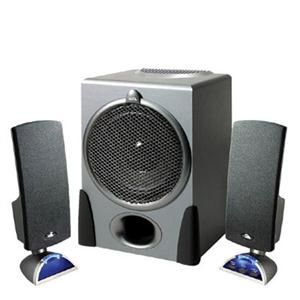 Cyber Acoustics Platinum CA-3550RB 2.1 Speaker System - 68 W RMS