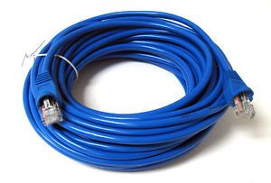 CAT5e RJ45 10/100 Straight/Patch Network Cable - 100 Ft.