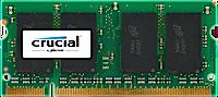 Crucial 2GB DDR2 PC2-6400 SODIMM CT256664AC800